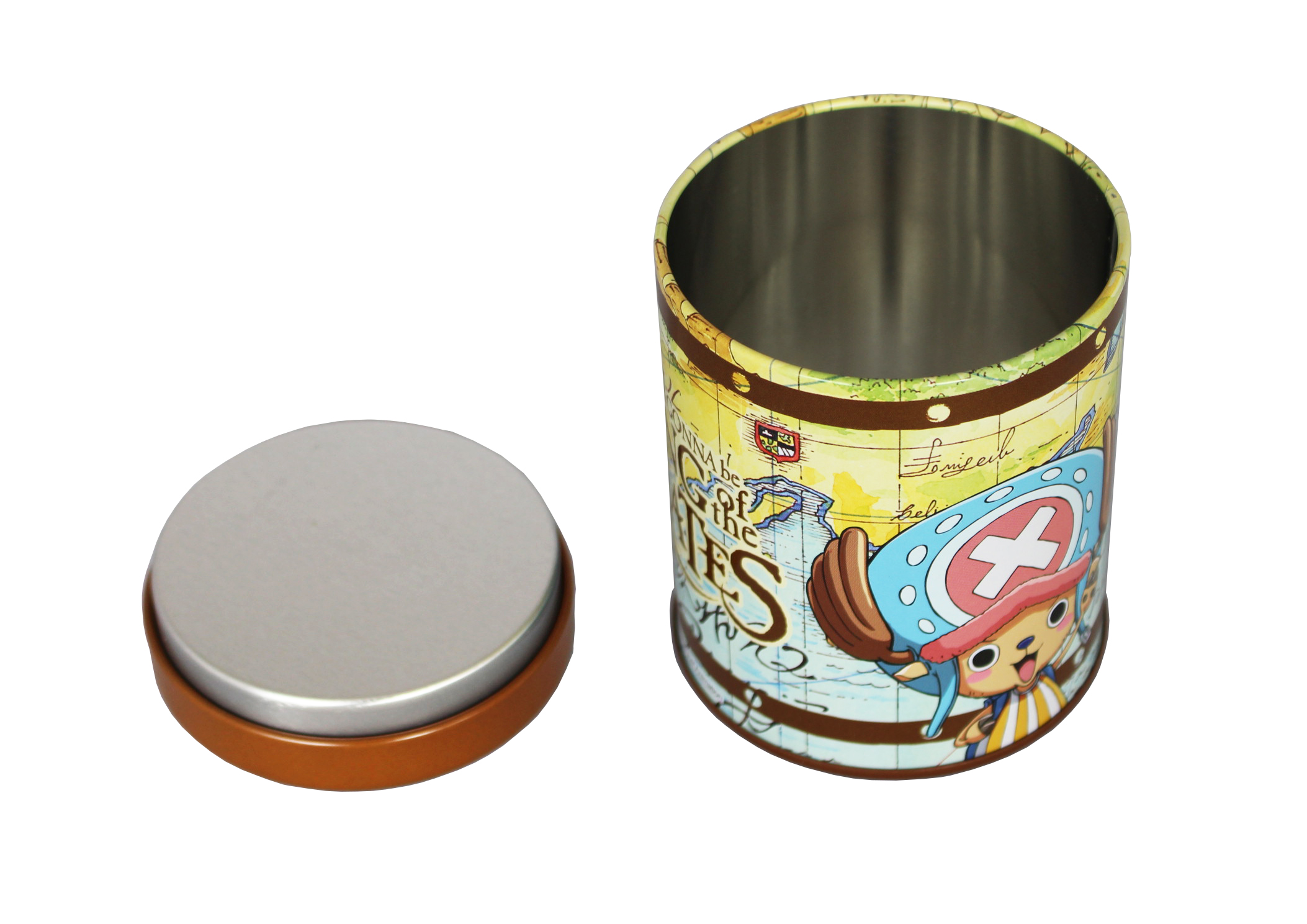 round tins wholesale