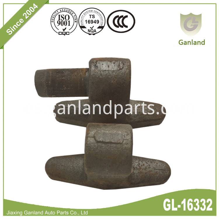 Weld On Pivot Hinge GL-16332