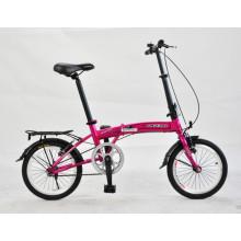 """16 """"bicicletas de dobramento da mini bicicleta da cidade da liga (FP-FDB-D013)"""