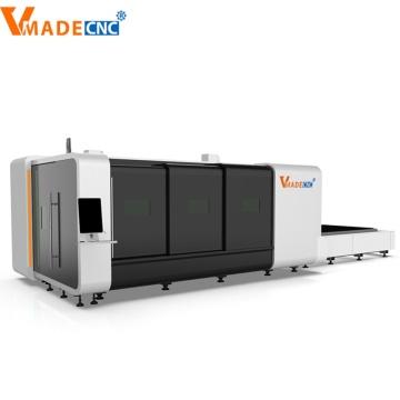 Fiber Laser Metal Cutting Machine for Steel Sheet