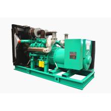 Générateur ouvert de certificat de carburant diesel de 540kw 650kVA 60Hz