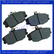 D292 425041 425070 6025071042 7701202285 7701202540 7701202894 for peugeot 205 309 best low metal brake pad