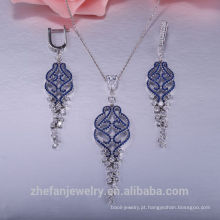 moda jóias audi arabia ouro conjunto de jóias de casamento