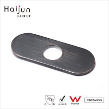 Haijun 2017 Alibaba-China Bathroom Sink Hole Cover Faucet Deck Plate