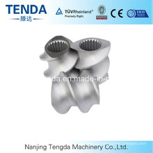 Concial Twin Screw and Barrel für die Kunststoffindustrie