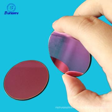 Filtre étroit de Banspass rouge de 650nm FWHM35nm pour l'analyseur biochimique
