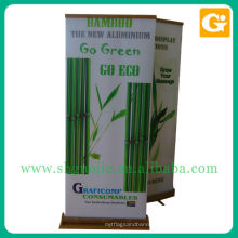 Bamboo Roll Up Banner or other custom size
