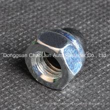 Hex Domed Cap Nuts Nylon Insert Lock