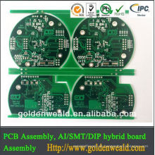 PCB fabrication bitcoin bergmann pcb