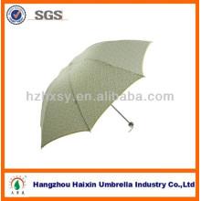 Pongee Fabric Brolly Hot 3 Unbrella Plegable