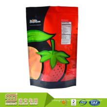 Завод прямые продажи FDA утвержденных качества еды Упаковывая, изготовленный на заказ Логос печати ziplock мешок для конфеты Упаковка