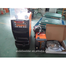 4T Function DSP Contrl Digital Automatic Pulse Mig Mag Welding Machine MIG-500P 500amp suitable for all kinds of welding job