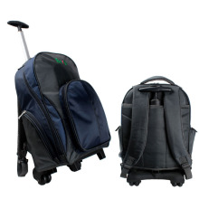 Trolley Backpack with Laptop Compartment
