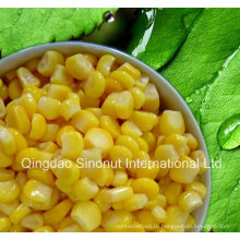 184G Eoe Lid Сладкая кукуруза с высоким качеством Хорошая цена (HACCP, HALAL, KOSHER, BRC, FDA)
