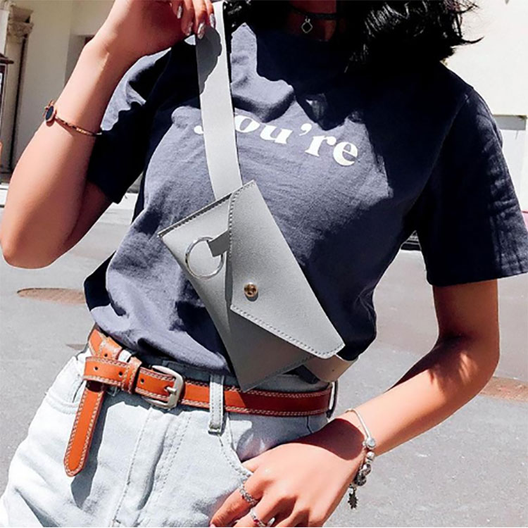 Fanny Pack Leather
