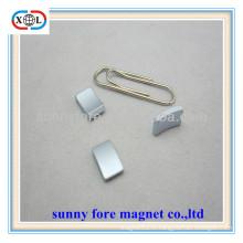 feuille magnétique permanent petit arc pour moteur