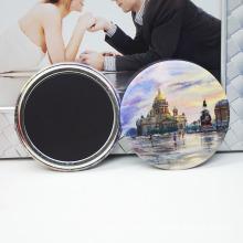 Custom Home Decorative Round Fridge Magnet