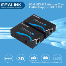 60m Singel Cat5e / 6 HDMI Extender, HDMI V1.3