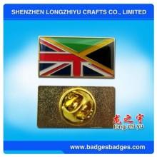 Printing Combinational Flag Pin Badge