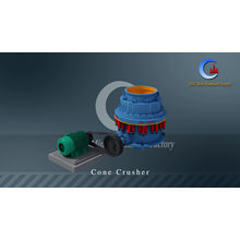 Professional Manufacturer Compound Symons Spring Hydraulic Cone Crusher For Mining