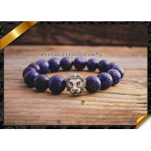 Lapis Lazuli Schmucksache-Armband-Satz, Art- und Weisearmband-Großverkauf, Edelstein-Armband (CB056)