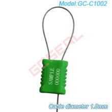 El envoltorio de plástico Cable Seal