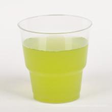 Столовая посуда Пластиковая чашка одноразового стакана 8.5 унции