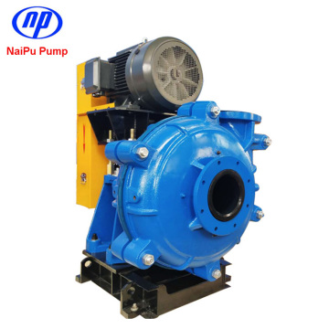 8/6 E AHR Rubber Liner Mining Slurry Pumps