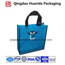 ЭКО-дружественных нетканые ламинированный мешок tote Покупкы с изготовленным на заказ размером