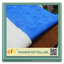 100% Polyester Microfiber Suede Boned for Garment