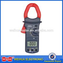 Pinza amperimétrica digital DT201C con temperatura de prueba 1000A de gran corriente