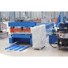 Máquina formadora de rollos de Nigeria / Metropole Profile