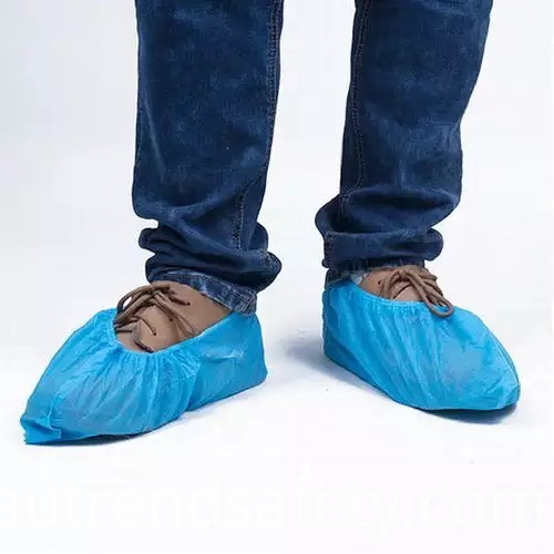 Disposable Non Woven Shoe Covers 3