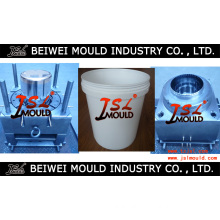 Customized Injection Plastic 5L 10L 20L Paint Bucket Mould