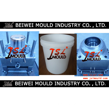 20L Paint Bucket Plastic Injection Mould