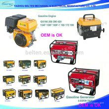 Générateur d'essence de haute qualité Fabricant en Chine Petit générateur de pétrole