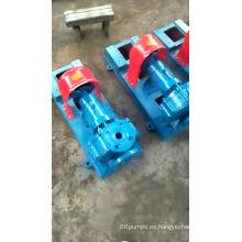 Bomba centrífuga de bomba de aceite caliente de bomba de alta temperatura serie RY