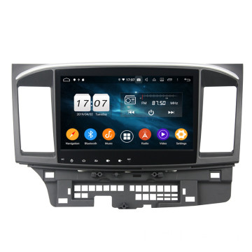 Klyde Android Multimedia bilstereo voor LANCER 2015