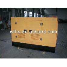 100KW Silent fuel less generator