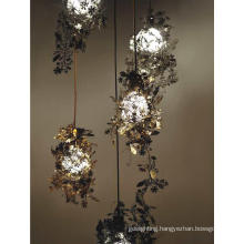 Fancy Stainless Steel Decorative Hanging Lamp (MD6071-1)