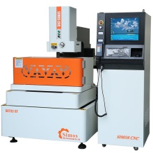 Big Degree CNC Wire Cut EDM Machine