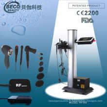 Approbation CE Super Korea Tripolar RF Skin Beauty Salon Equipment