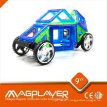 Комбинируя пластиковые магнитные игрушки Connect Funny Preschool School