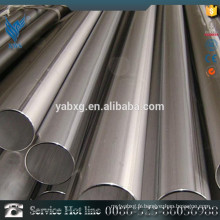 ASTM A581 AISI 316L diamètre 6 mm en acier inoxydable poli