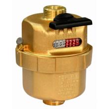 Contador del agua volumétrico hierro lleno de líquido (PD-LFC-B)
