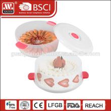 HAIXING klare Kunststoff Kuchen Kuppel