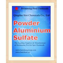 Powder/Falke/Granule/Tablet Aluminium Sulfate Flocculant CAS 10043-01-3