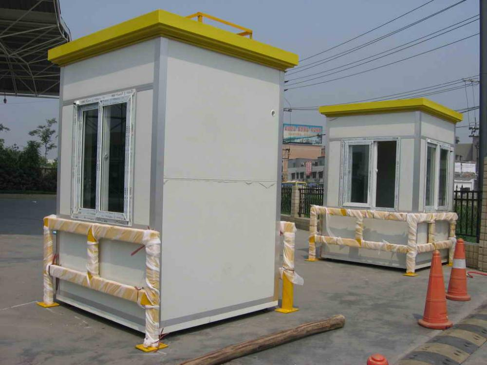 Sandwich Panel Fertighaus Home