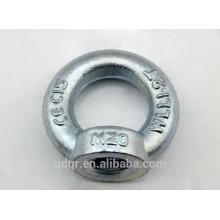 Galvanized Drop Forged Din582 Eye Nut--Qingdao rigging
