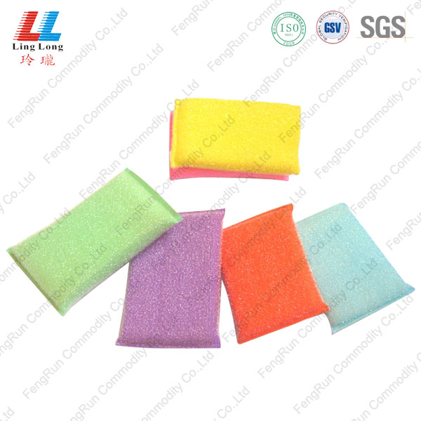 delicate scouring pad